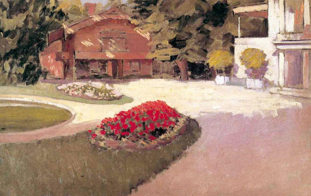 Gustave Caillebotte Propriete Caillebotte
